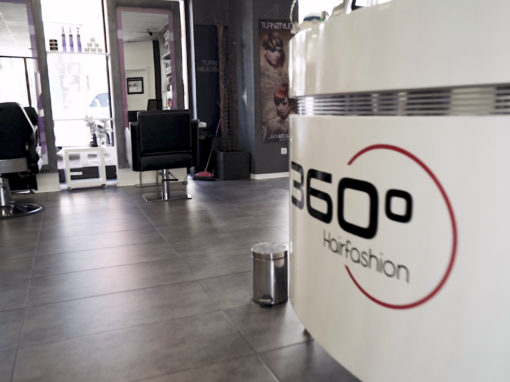 WERBEFILM | 360° HAIRFASHION