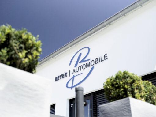 WERBEFILM   BEYER AUTOMOBILE